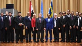 نتائج مفاوضات السويد بين الأطراف اليمنية أمام مجلس الأمن اليوم