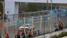 Ad-Diriyah Formula E-Prix racing action begins, thrilling young and old