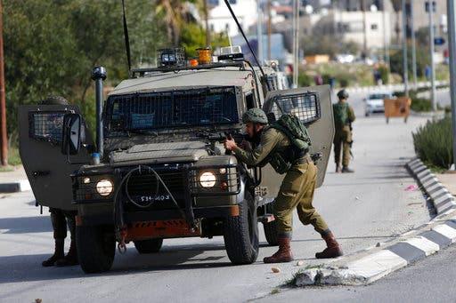 عناصر من الجيش الإسرائيلي(أرشيفية)
