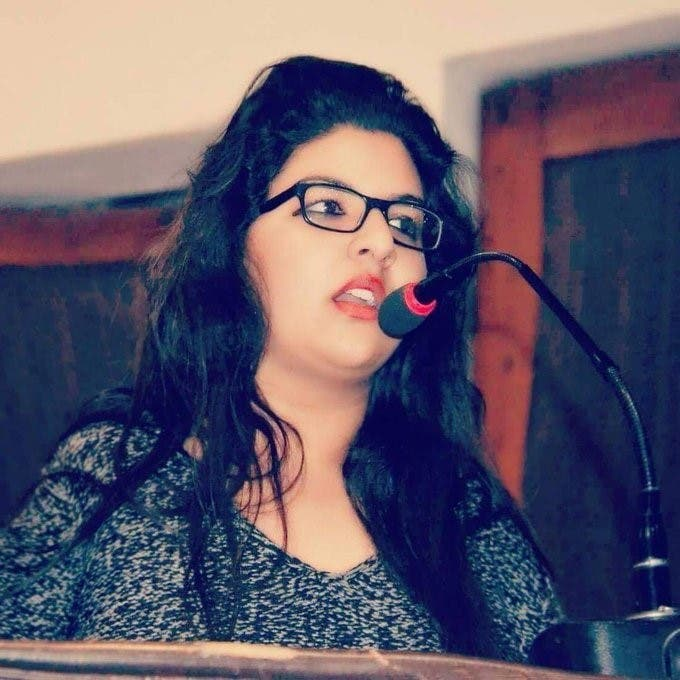 Manjot Singh Kohli, human rights activist practices what she preaches. (Supplied)