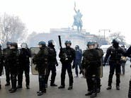 السبت الخامس.. الشرطة تخلي شوارع باريس من المتظاهرين