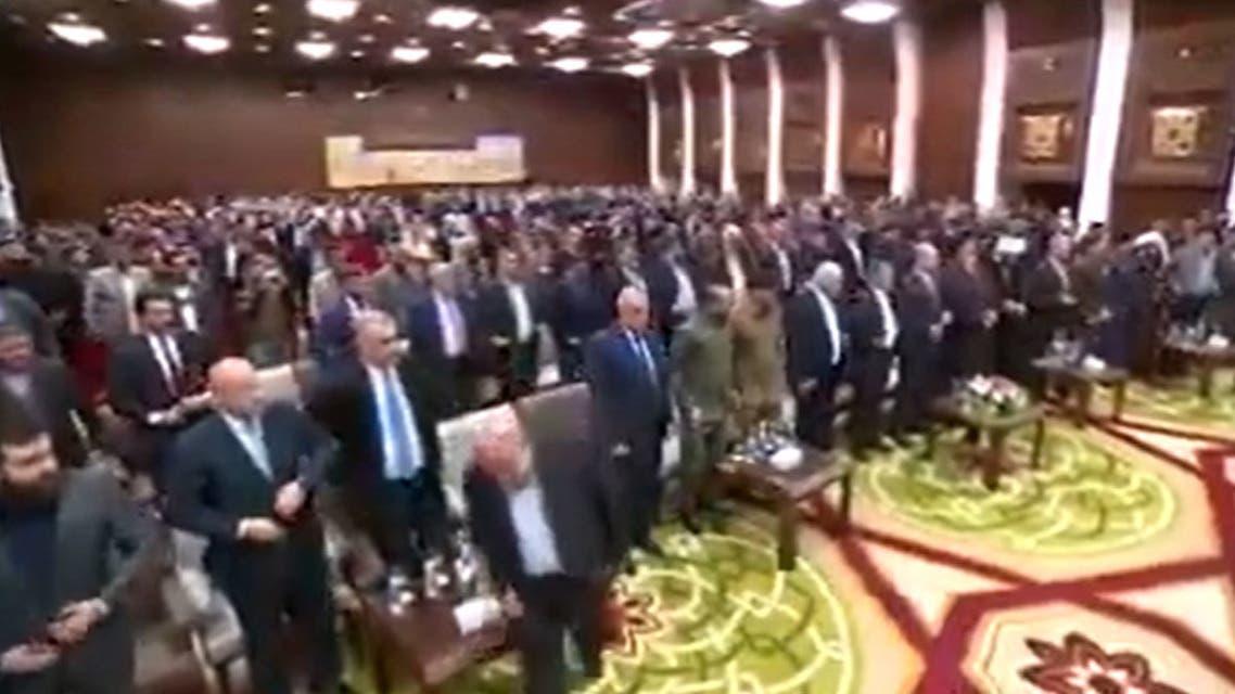 سفير إيران ينسحب من الاحتفالية