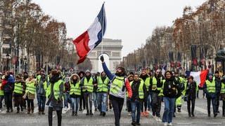 باريس تسعى لتفعيل وعود ماكرون لتفادي جولة سادسة من الاحتجاجات