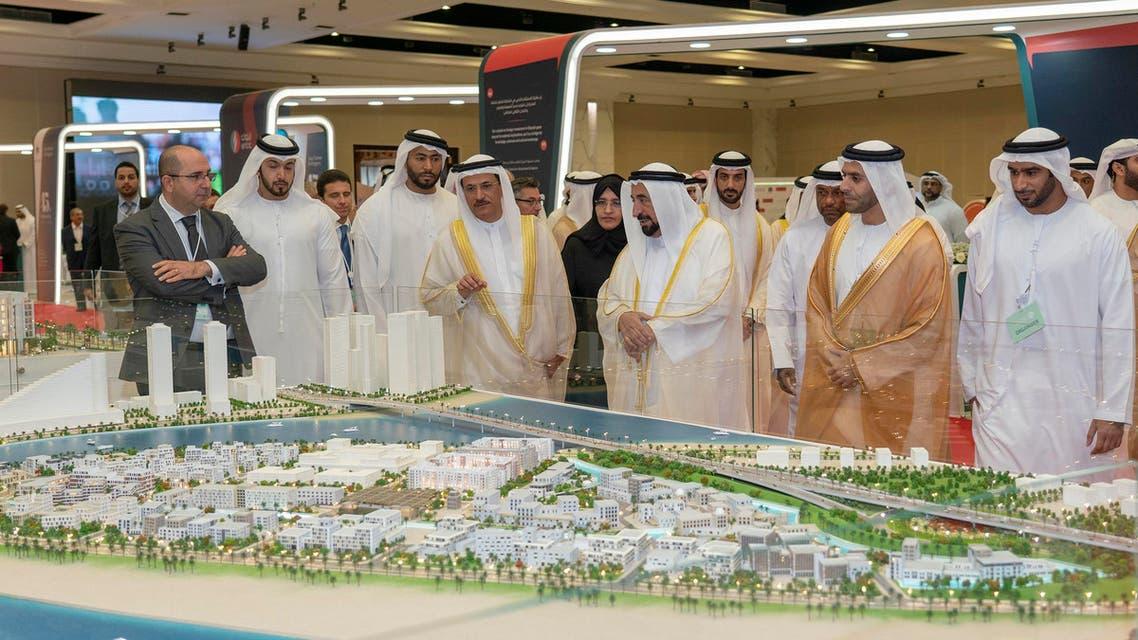 Sharjah FDI Forum.