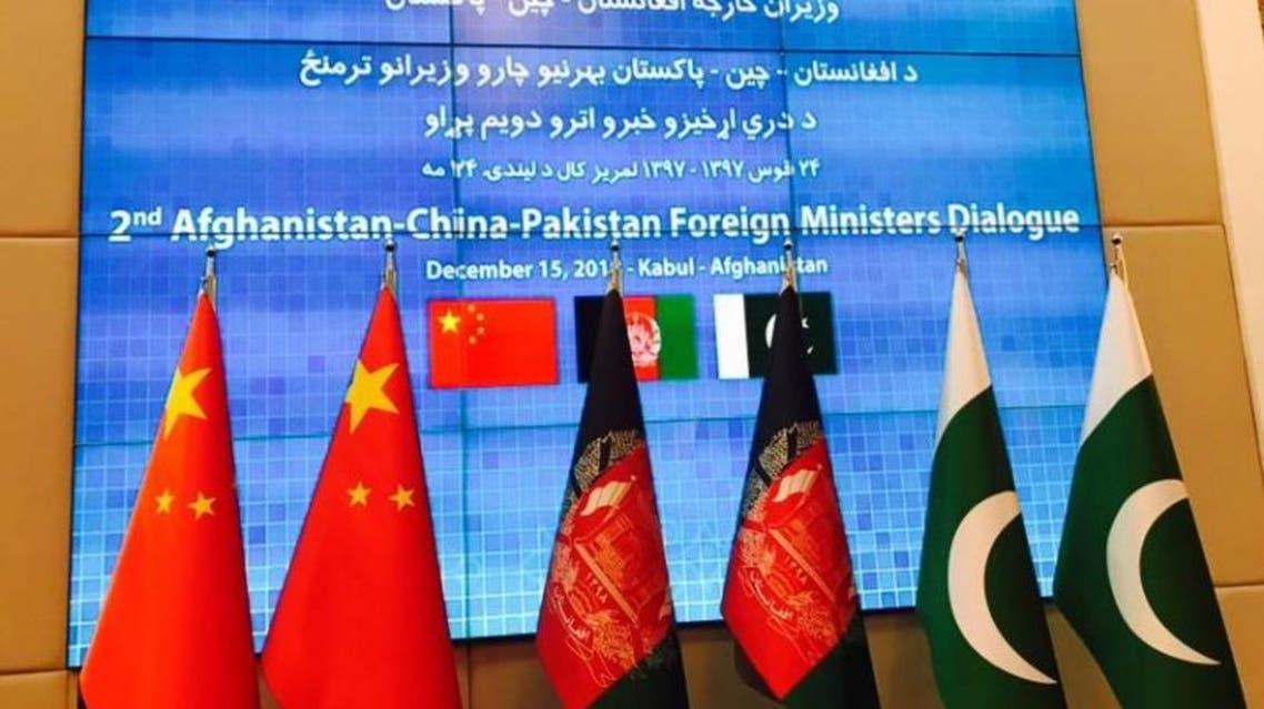 امضا توافقنامه مشترک علیه تروریزم در نشست سه جانبه در شهر کابل