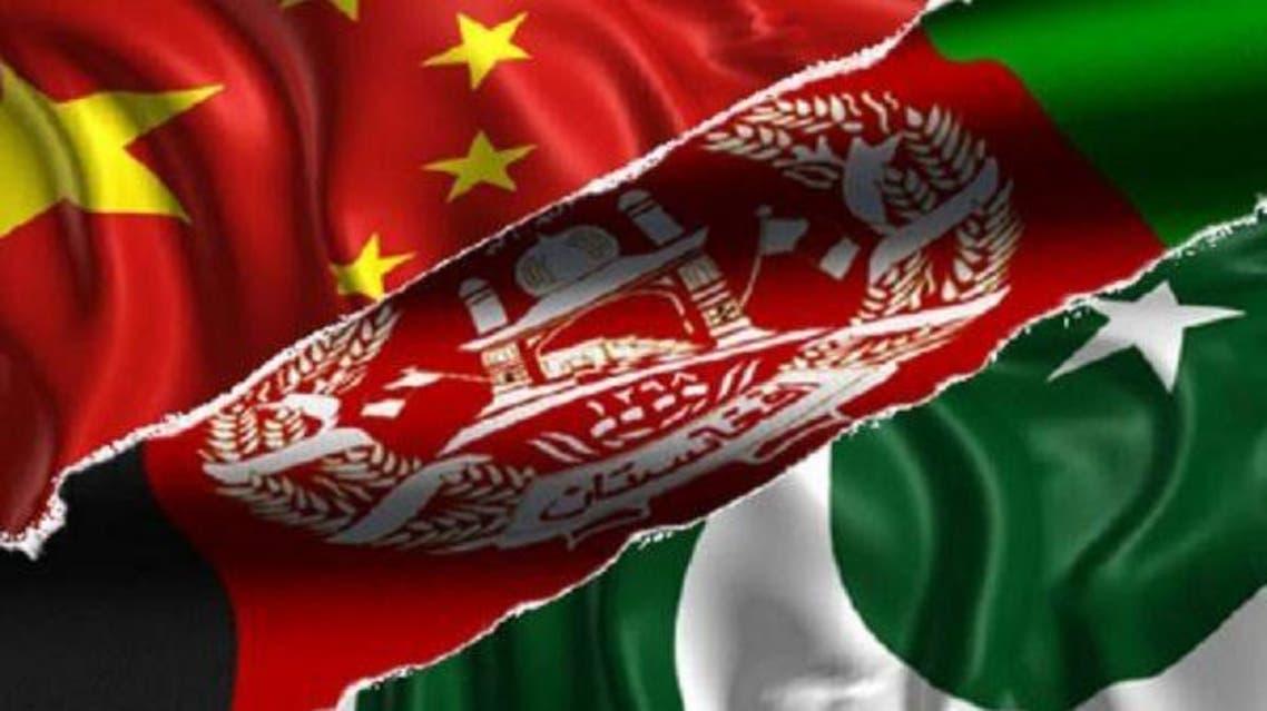 نشست وزرای خارجه افغانستان، پاکستان و چین در شهر کابل