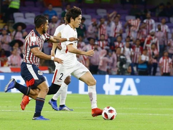 كاشيما الياباني يقلب النتيجة ويتأهل لمقابلة ريال مدريد