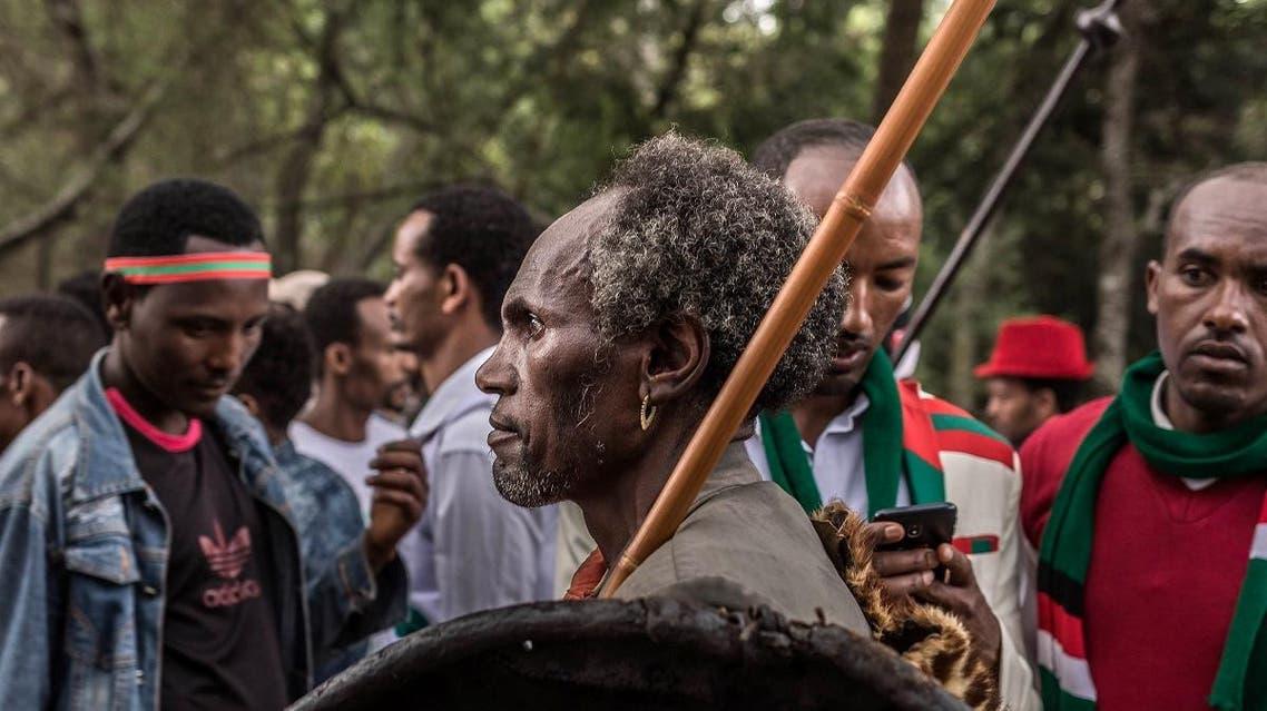Oromo ethnic group Ethiopia. (AFP)