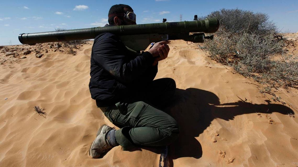 LIBYA SECURITY (AP)