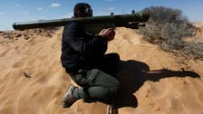 Two days of clashes near Libya capital leave 10 dead
