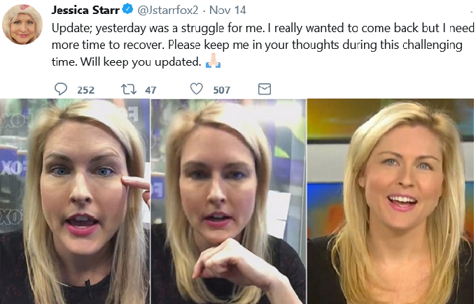 آخر تغريدة كتبتها قبل شهر، ثم لاذت بالصمت مع أوجاعها حتى أعلنوا الخميس عن انتحارها