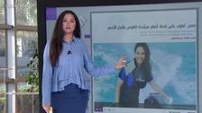 العربية.نت اليوم.. قصة أصغر مرشدة غوص بمصر والكسل وراثة