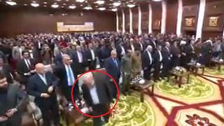 العراق.. مطالبات بطرد سفير إيران بعد انسحابه من حفل تكريمي