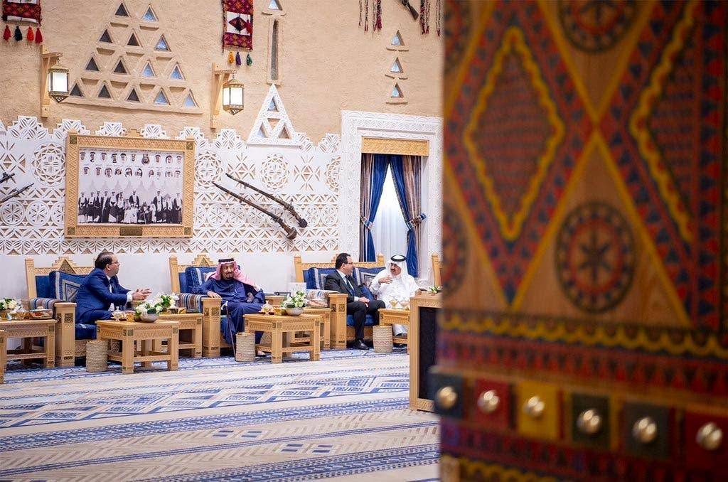Saudi Al-Awja palace in Ad-Diriyah 1 (Supplied)