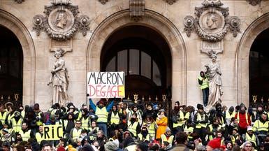 أقل من ربع الفرنسيين راضون عن سياسات ماكرون