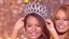 """""""الوحش"""" التاهيتية عانت من السمنة وتوجت ملكة جمال فرنسا"""