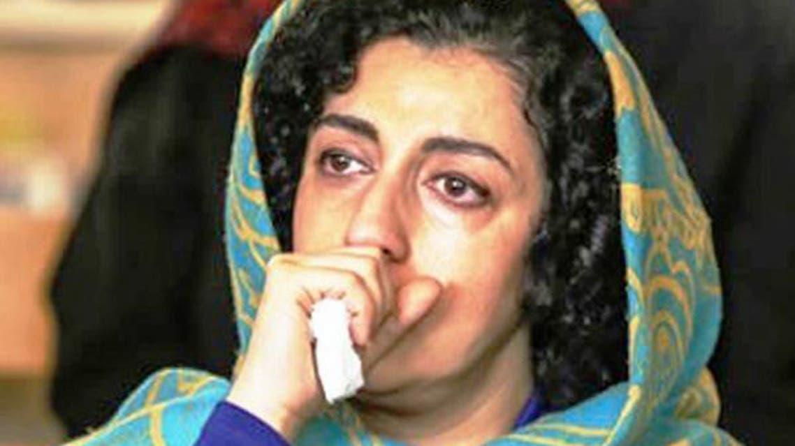 أشهر سجينة إيرانية، المحامية نرجس محمدي