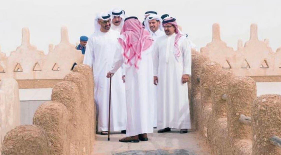 Saudi Al-Awja palace in Ad-Diriyah 6 (Supplied)