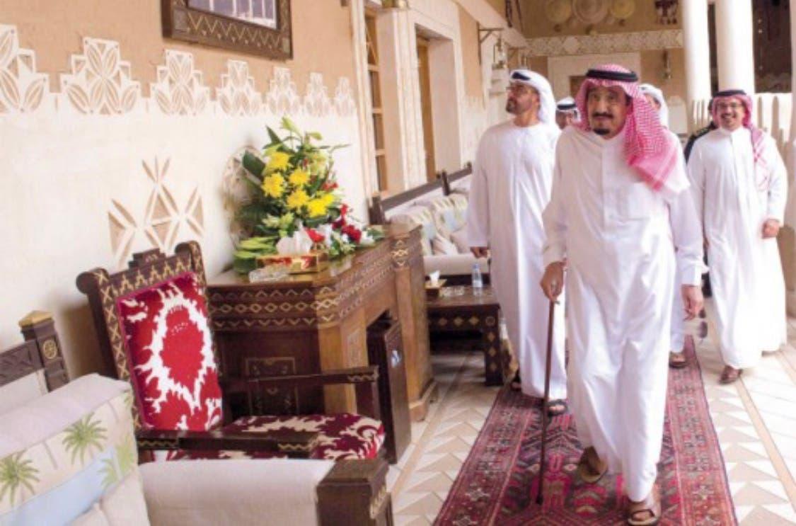Saudi Al-Awja palace in Ad-Diriyah 7 (Supplied)