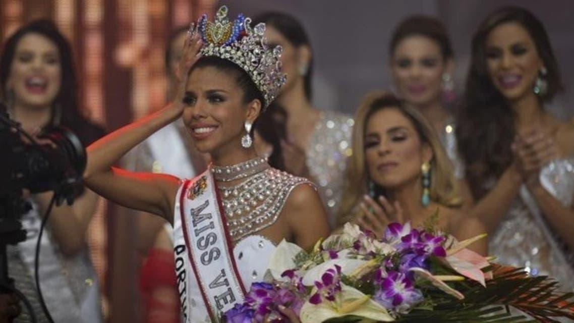 Beauty queen  of venezuela