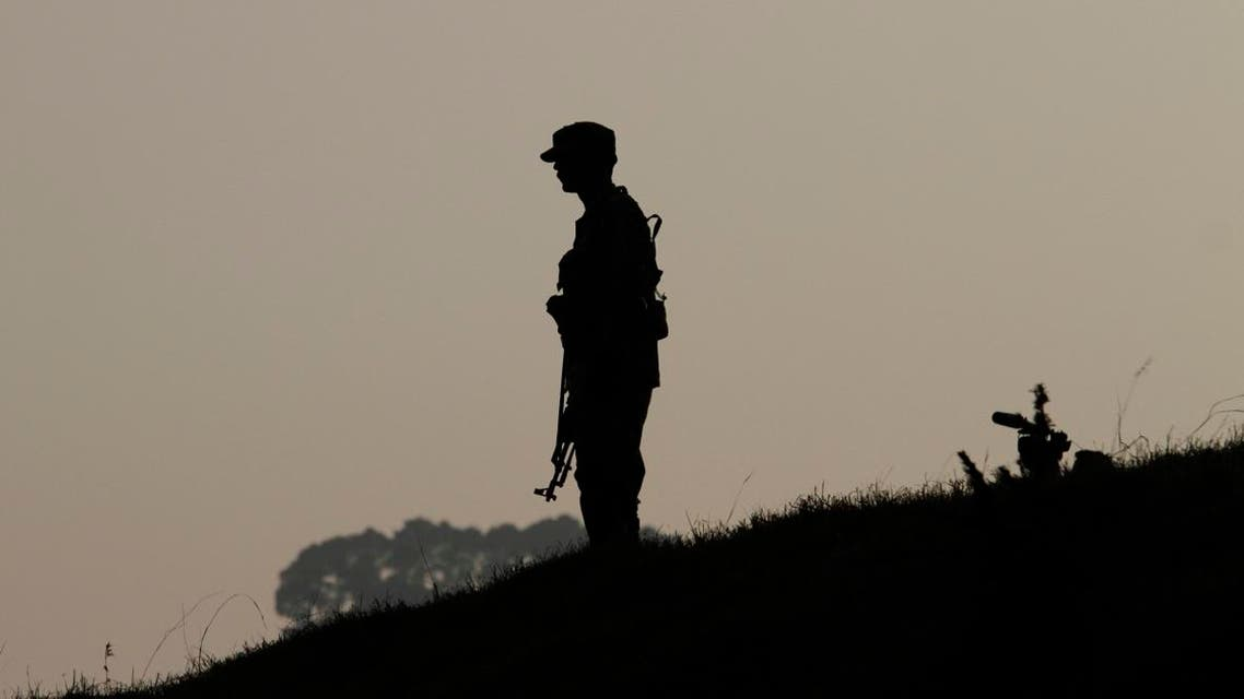 Pakistani soldier. (File photo: AP)