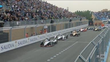 البرتغالي دا كوستا يفوز بسباق فورمولا إي في الدرعية