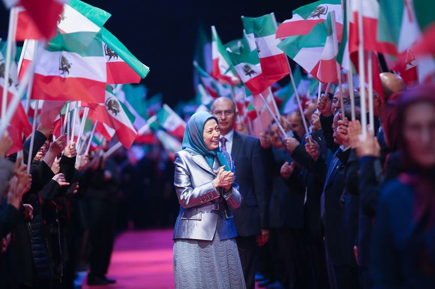 National Council of Resistance of Iran Maryam Rajavi