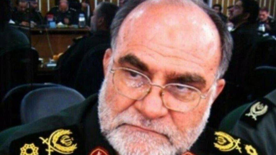 Gen. Ghodratollah Mansouri, who fought in Syria and Iraq, has allegedly accidentally killed himself while cleaning a gun. File photo