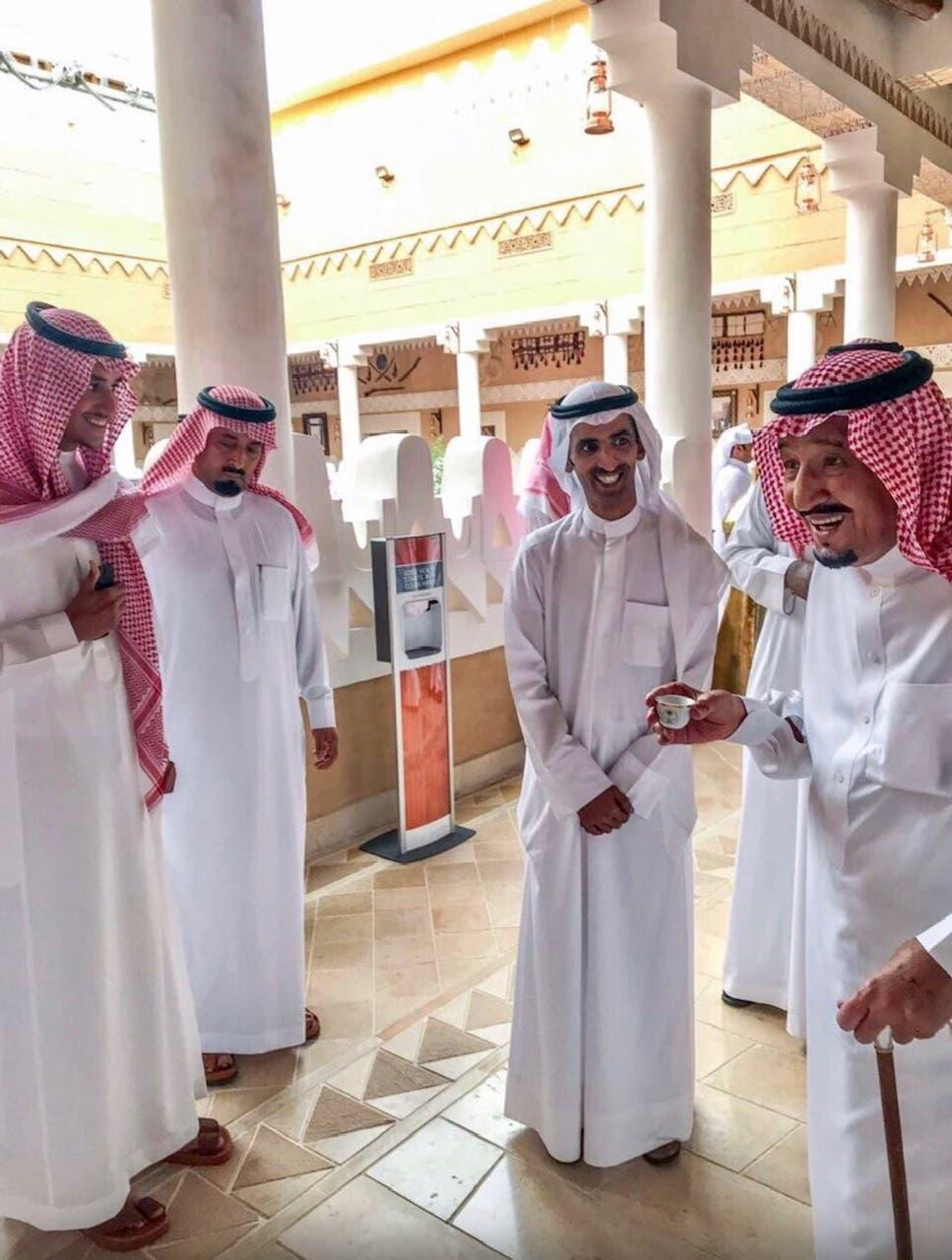 Saudi Al-Awja palace in Ad-Diriyah 9 (Supplied)