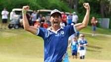 Argentina's Matias Perrone crowned footgolf world champion