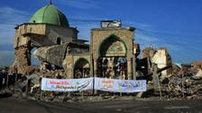 Iraqis begin rebuilding iconic Mosul mosque with $50.4 mln UAE-financed project