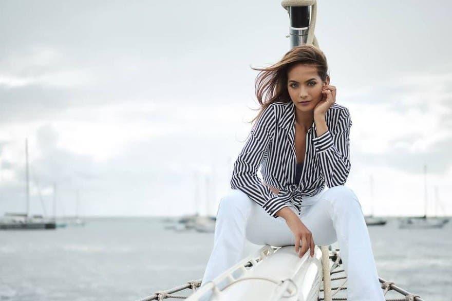 التاهيتية فايمالاما شافيس ملكة جمال فرنسا للعام 2019