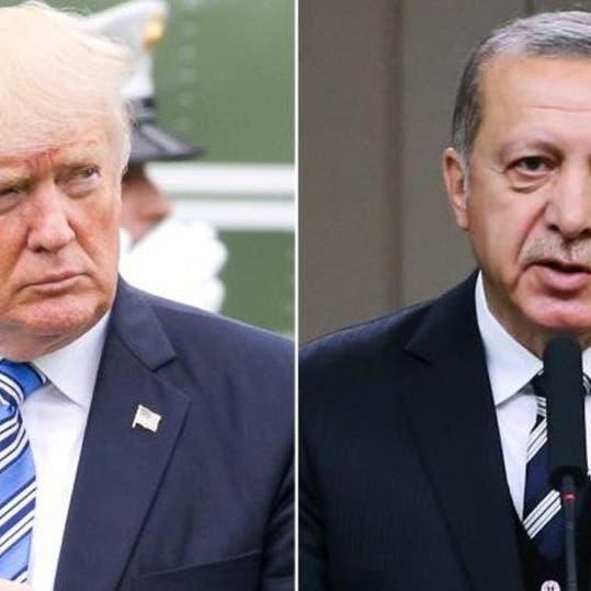 أردوغان: أتوقع أن تفي أميركا بوعودها شمال سوريا