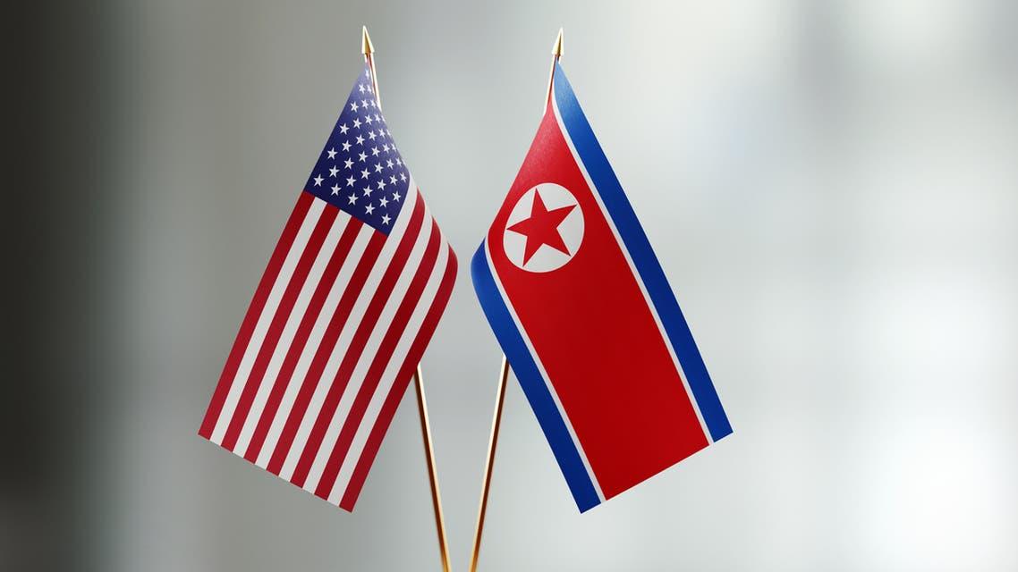 كوريا الشمالية أميركا