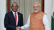 India's Modi announces $1.4 bln financial aid to Maldives