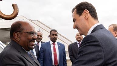 البشير بدمشق في أول زيارة لرئيس عربي منذ بدء أزمة سوريا