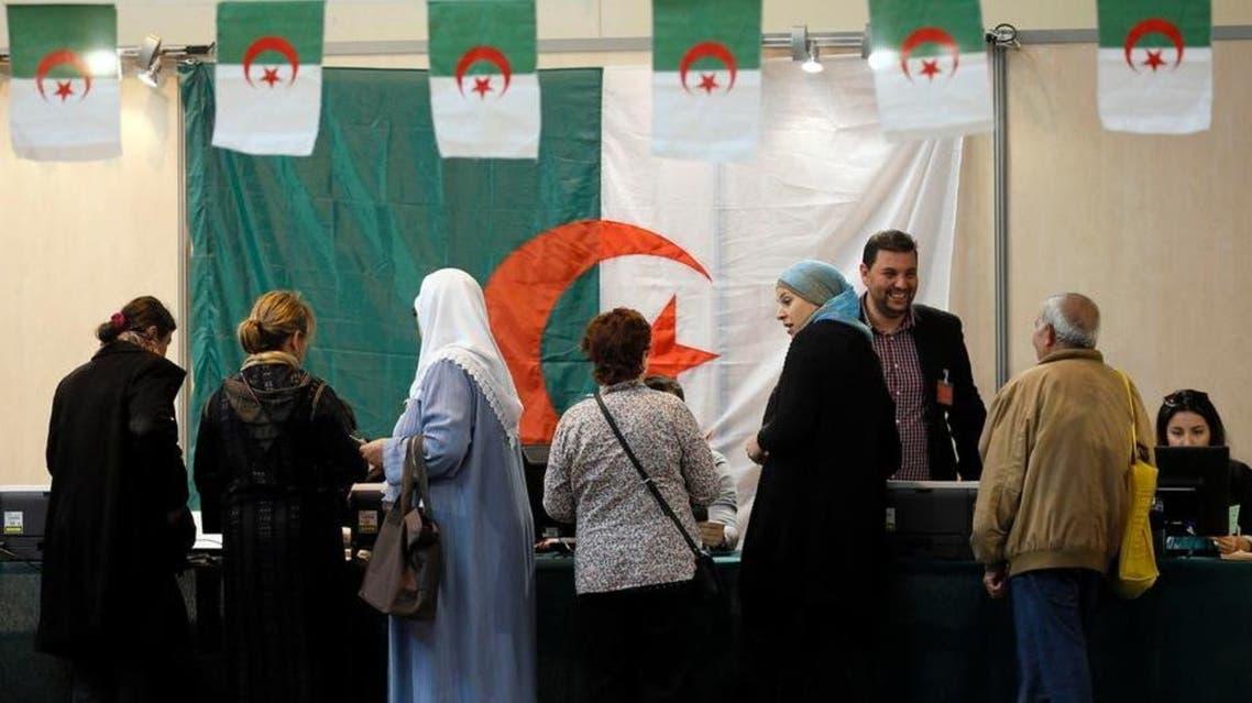 الجزائر من انتخابات قديمة