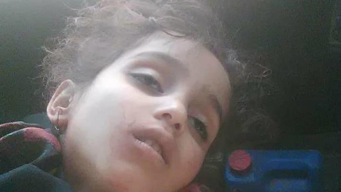الطفلة زينب انتزعت روحها رصاصات قناص حوثي عقب عودتها من المدرسة
