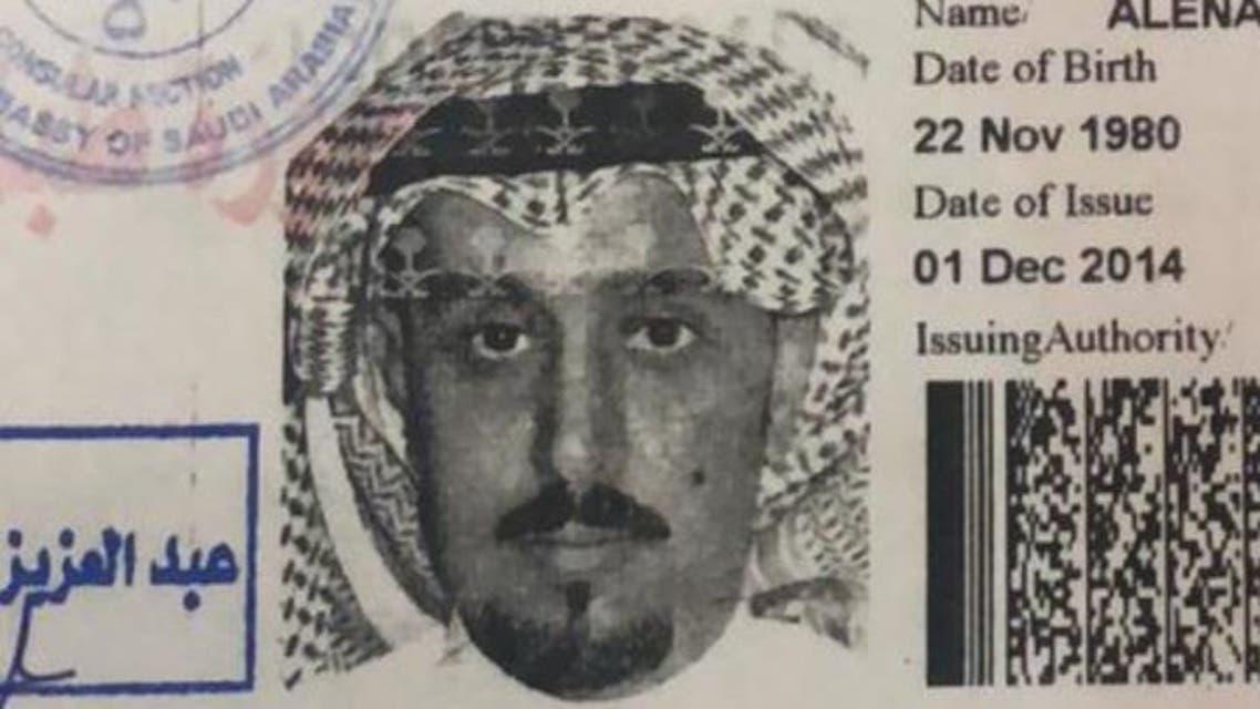 خالد بن علي بن جلال العنزي