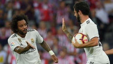مارسيلو: إيسكو الأكثر موهبة وسيخدم ريال مدريد حتى الموت