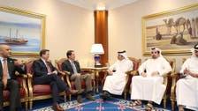 How Qatari media gave away Democrat Congressmen's 'clandestine' trip to Doha
