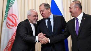 روسيا وإيران وتركيا تسعى لاتفاق بشأن
