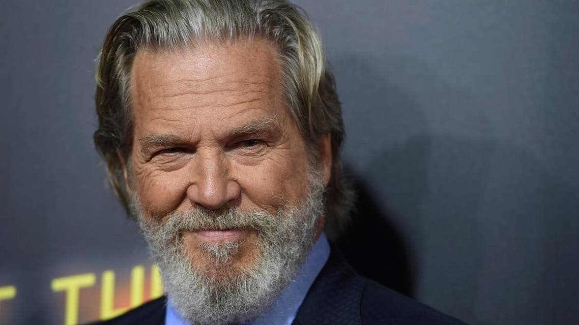"""Jeff Bridges arrives at the Los Angeles premiere of """"Bad Times at the El Royale"""" at TCL Chinese Theatre. (File photo: Reuters)"""