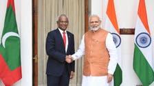 With China in sight, India PM Modi announces $1.4 bln 'bailout' for Maldives