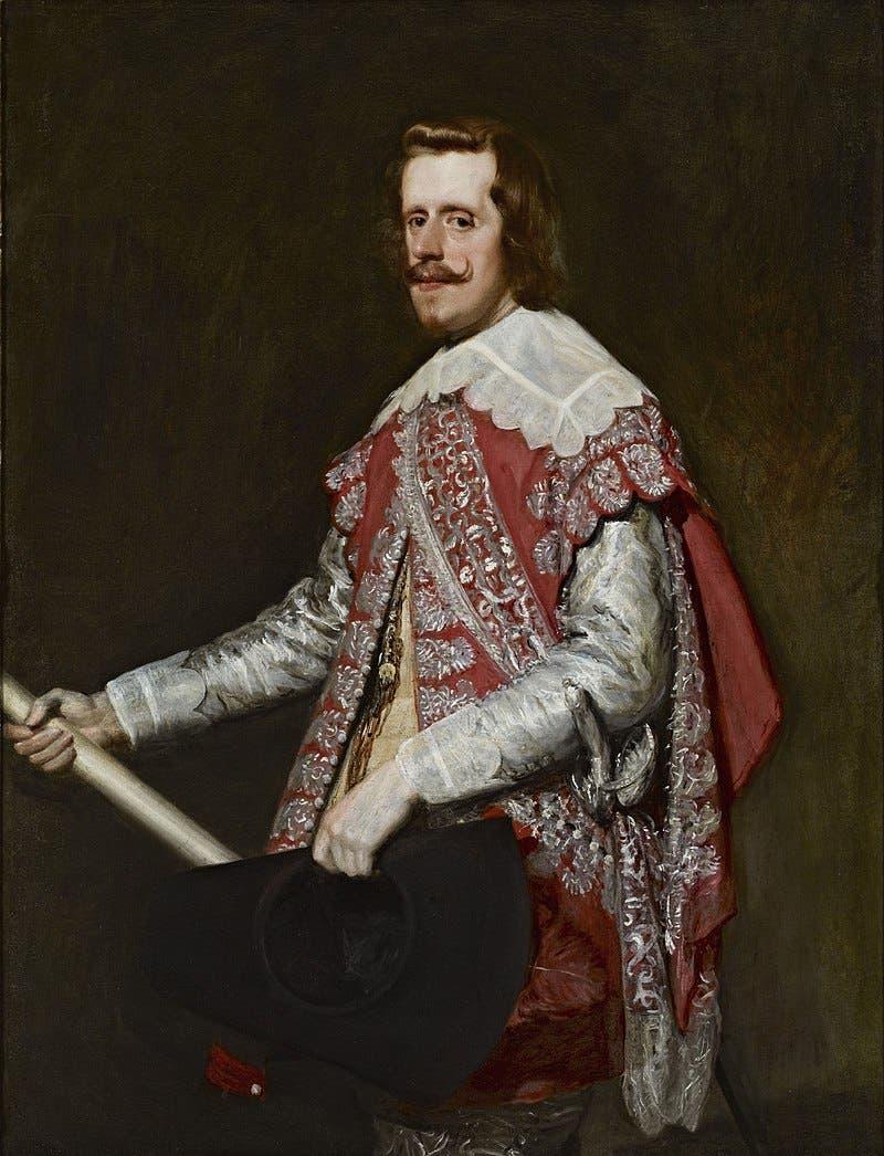 ملك إسبانيا فيليب الرابع