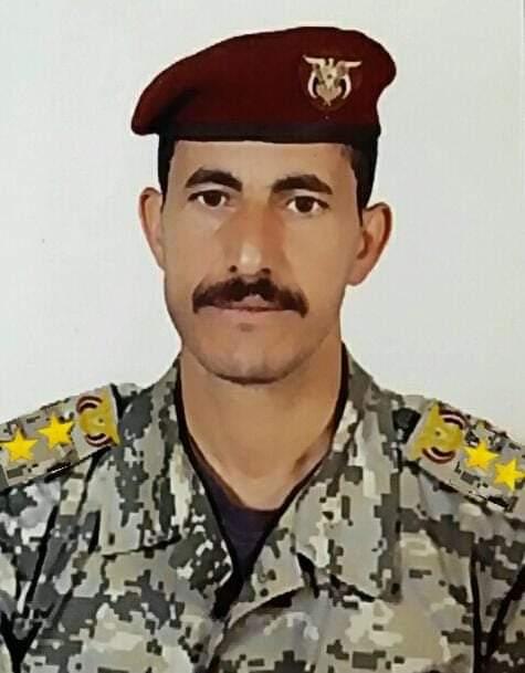 العقيد صالح عبدالله المطري