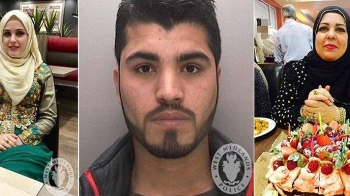 مهاجر افغان همسر و مادر همسرش سوریاش را در بریتانیا کشت