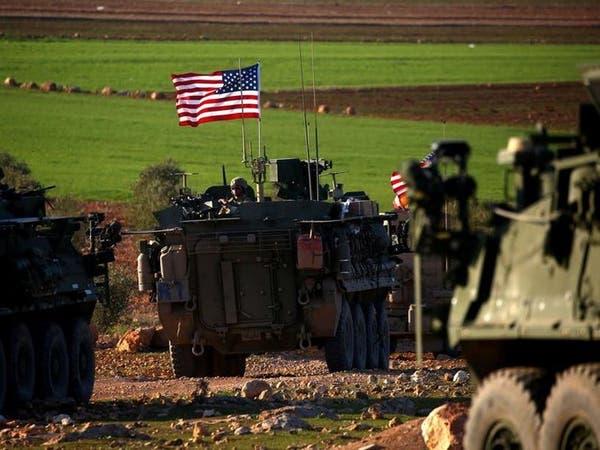 ضربة أميركية بسوريا لتدمير ذخيرة خلفتها القوات لدى انسحابها