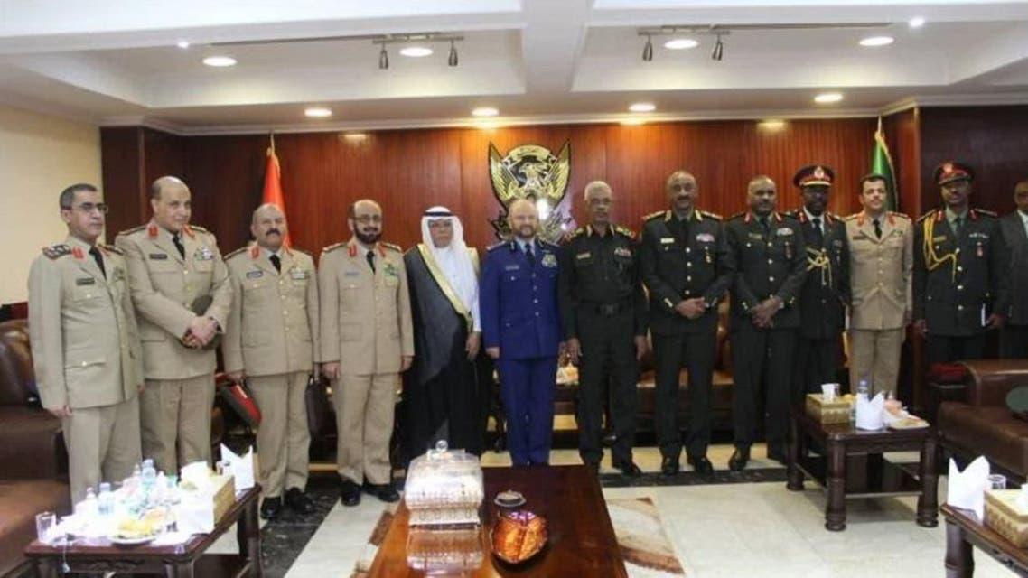 السعودية-السودان