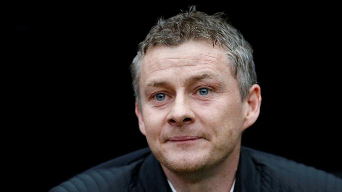 Former Manchester United striker Ole Gunnar Solskjaer Reuters